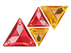 Triangle Acrylic Diamond
