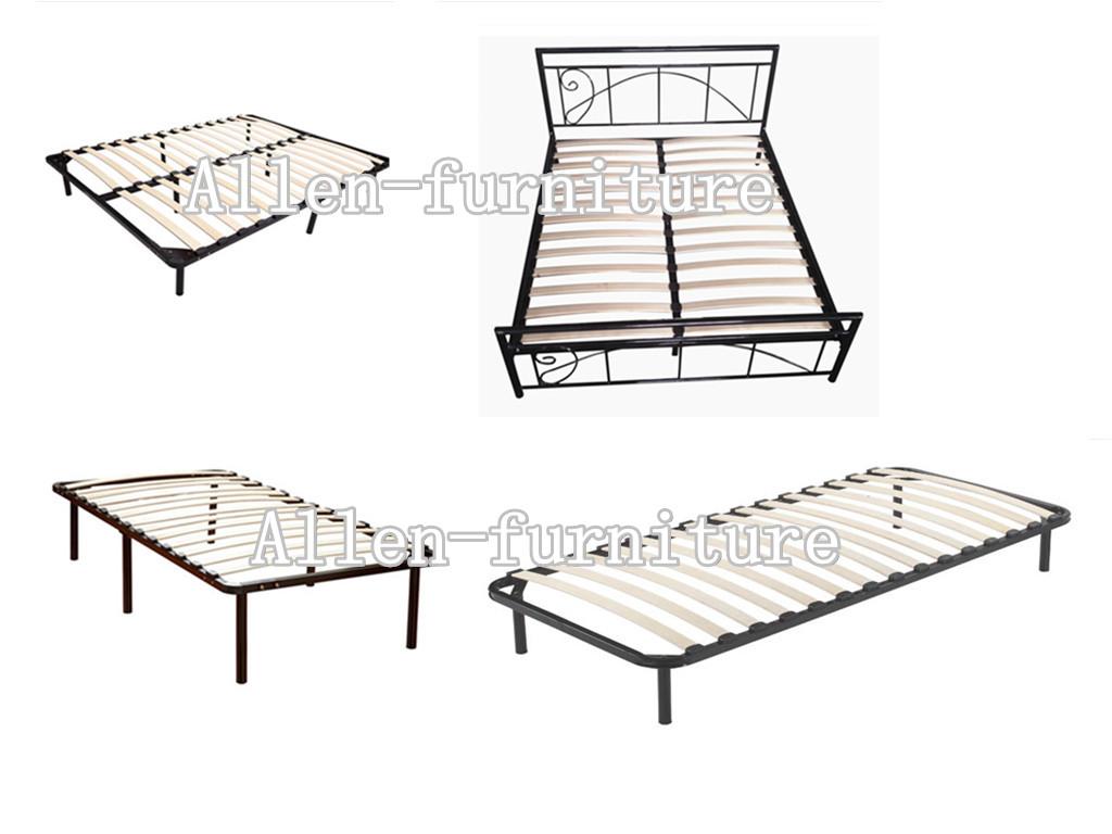 Base de la cama del metal con el gemelo XL 38X80 \