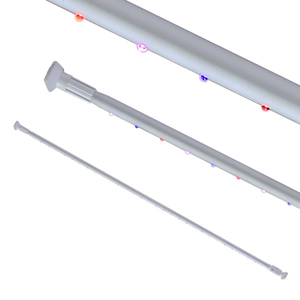 Led Lighted Shower Rod High Quality Taiwan Led Lighted Shower Rod