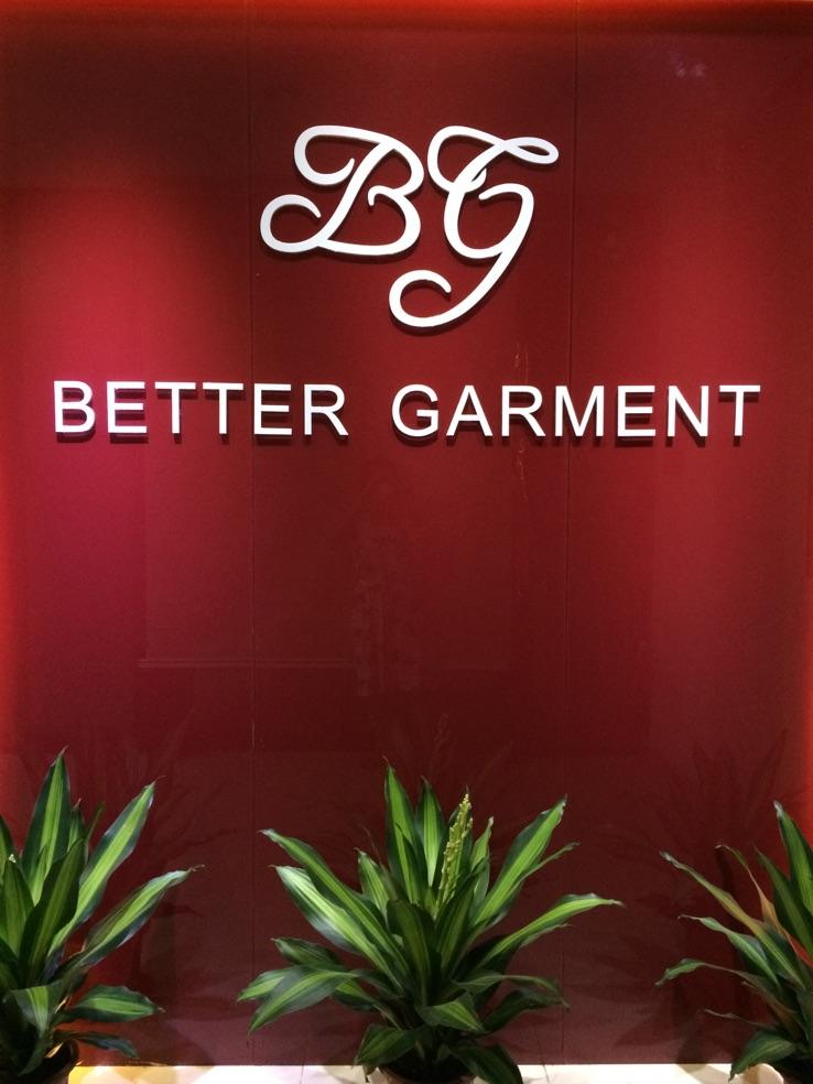 Dongguan Better Garment Co., Ltd.