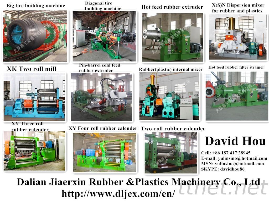 Dalian Jiaerxin Rubber And Plastics Machinery Company Limited