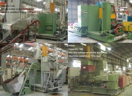 sell used kneader mixers