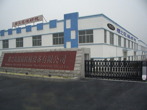 Sakura-Stitch Garment Machineries Co., Ltd.
