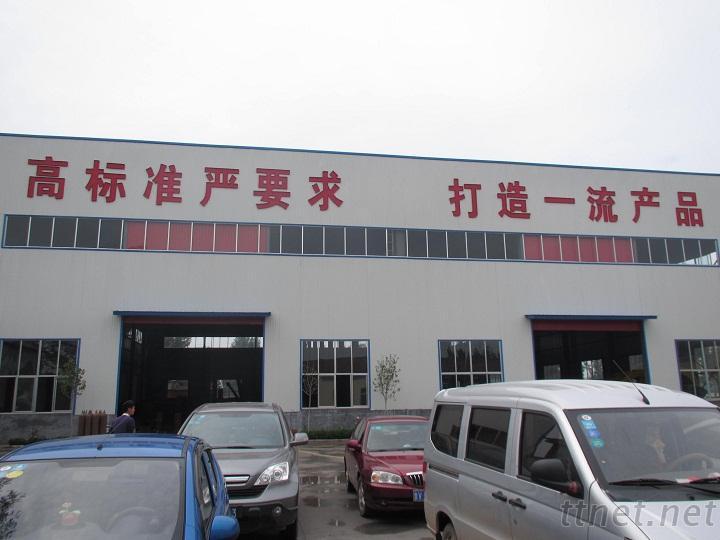 Qingzhou To Build Long Dredging Machinery Factory