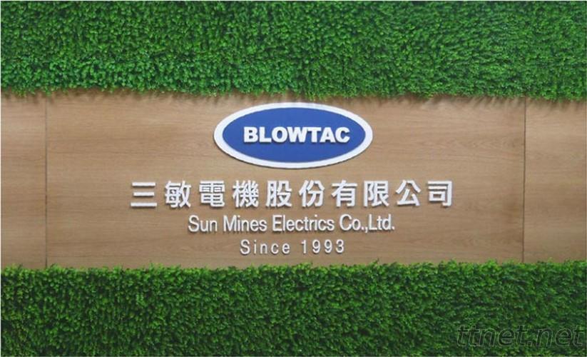 Co. van de Technologie van SunMines Groen, Ltd