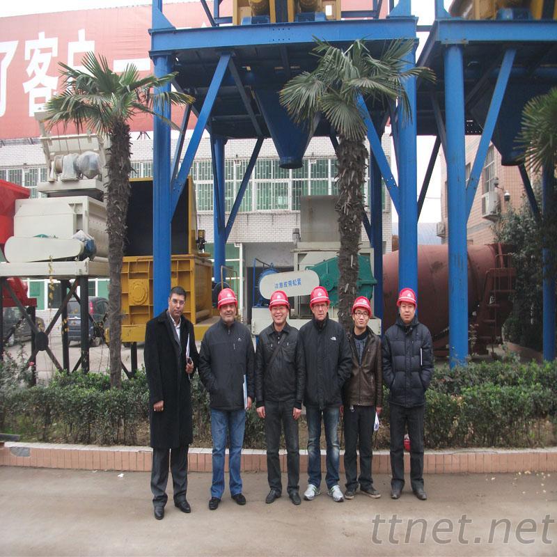 Zhengzhou Jianxin Machinery Co., Ltd.