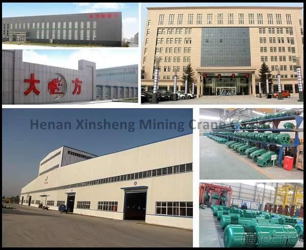 Henan Xinsheng Mining Crane Co., Ltd