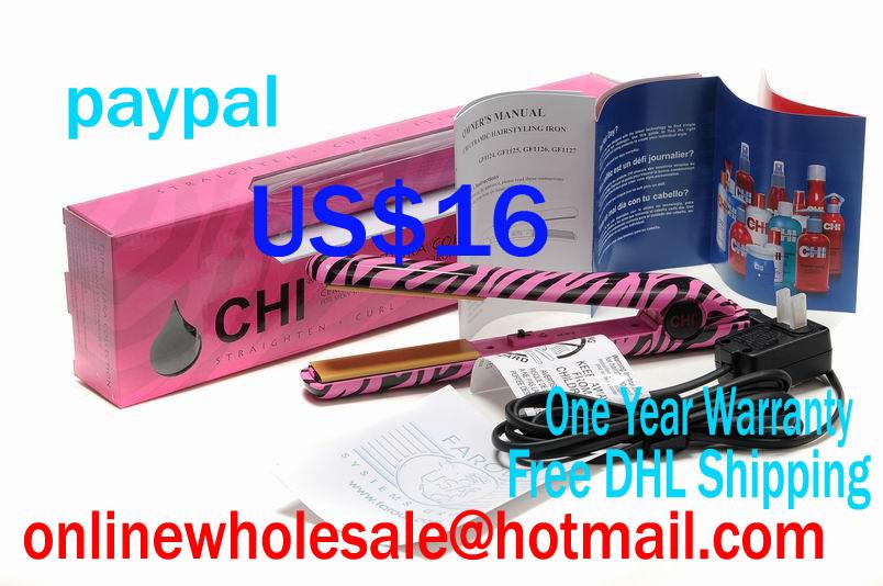 Wholesale Hair Iron Co., Ltd.