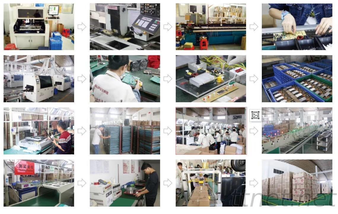 Zhongshan Ai Li Pu Electric Appliance Co., Ltd.