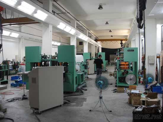 Facial Tissue machine, Log Cutter & Bundle Machine