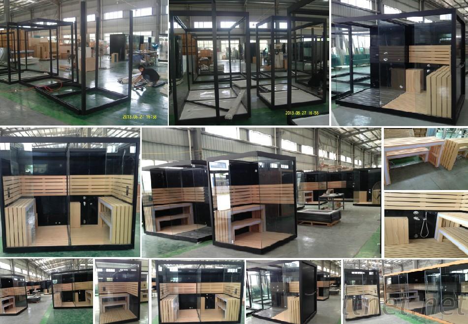 sauna workshop