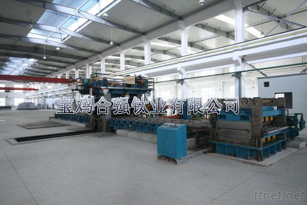 Baoji HeQiang Titanium  CO., LTD