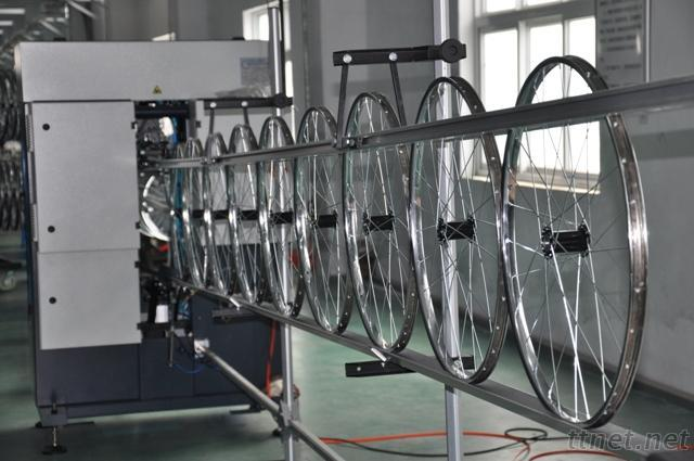 Automatic equipment