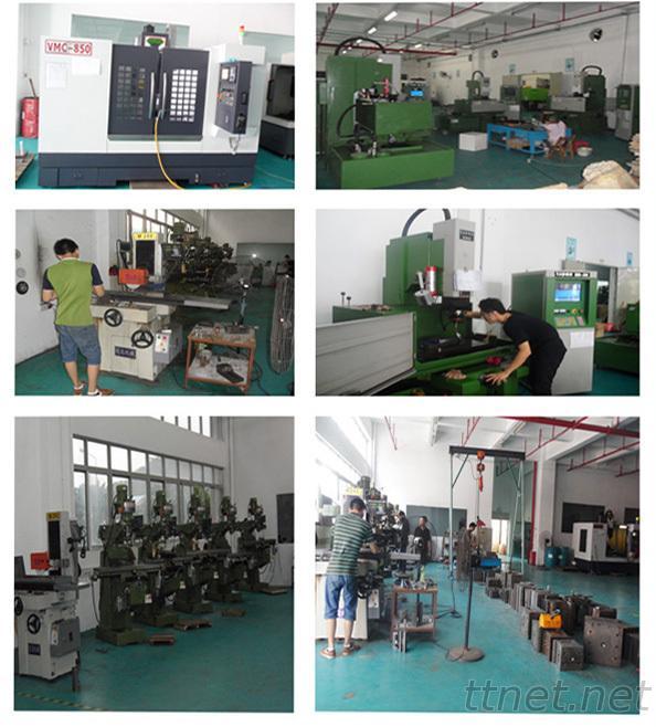 Guangzhou Kaiyi Mould Factory
