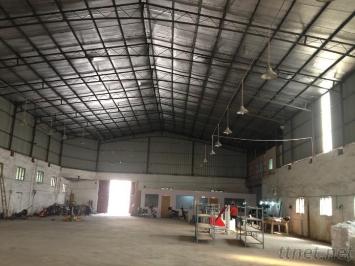 Ruian Chovyplas Machinery Factory