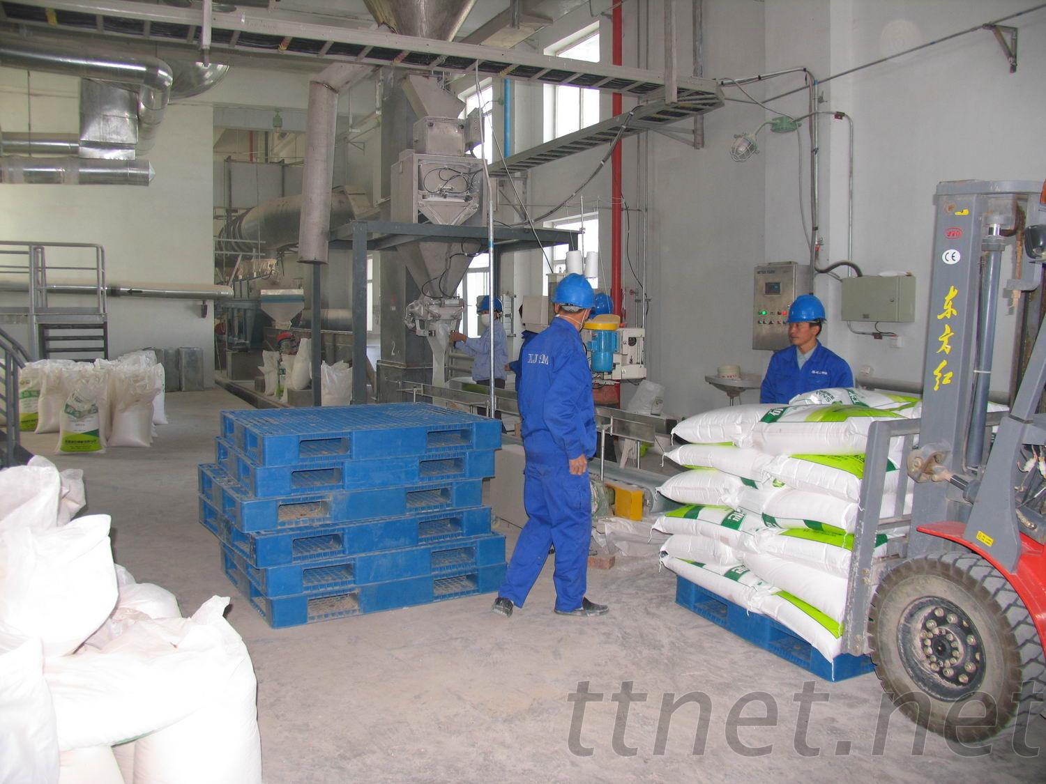 Tai'An City Ming Chen Chemical Import & Export Co., Ltd