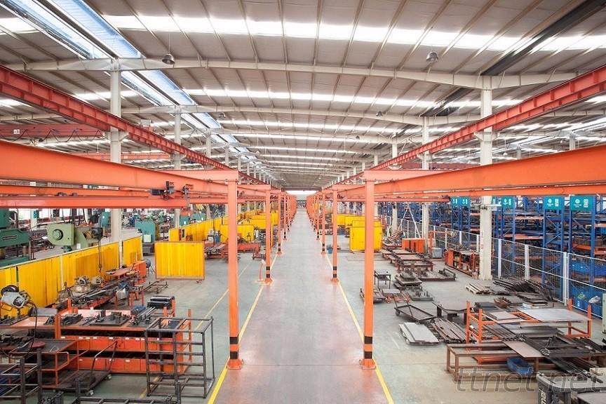 Equipmax Parts Assembling Line