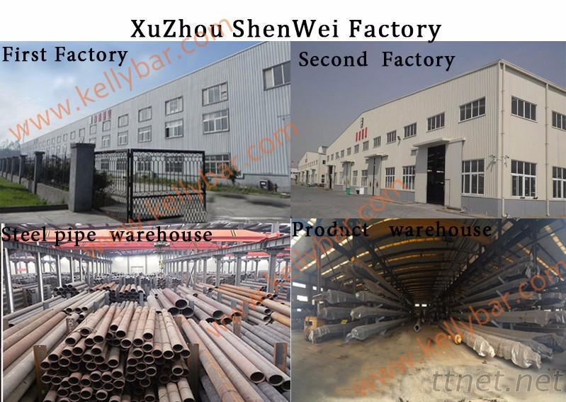 Xuzhou Shenwei Foundation Machinery Technology Co., Ltd