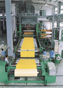 JIEF fabric line