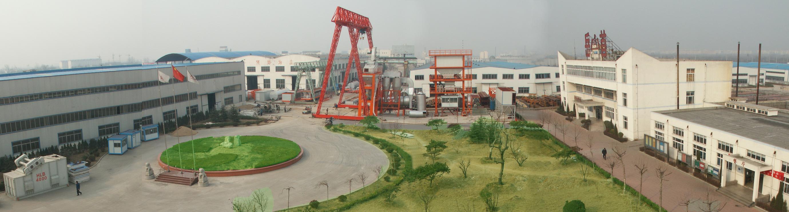 Taian Yueshou Road Building Machinery