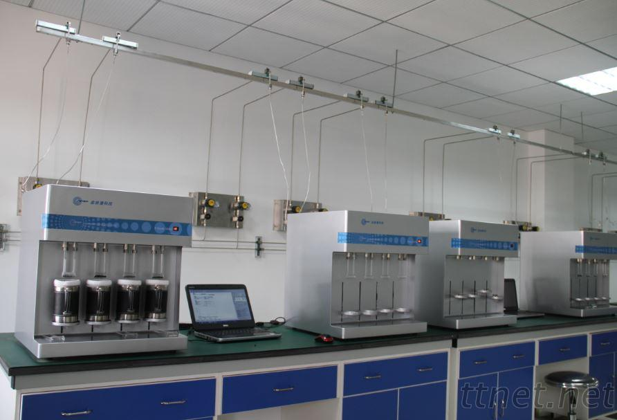 flow gas BET surface area analyzer