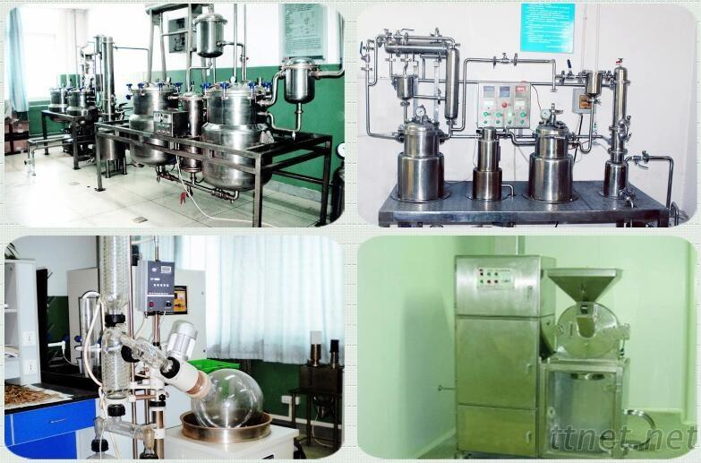 Natural extract factory