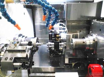 Machine tool processing