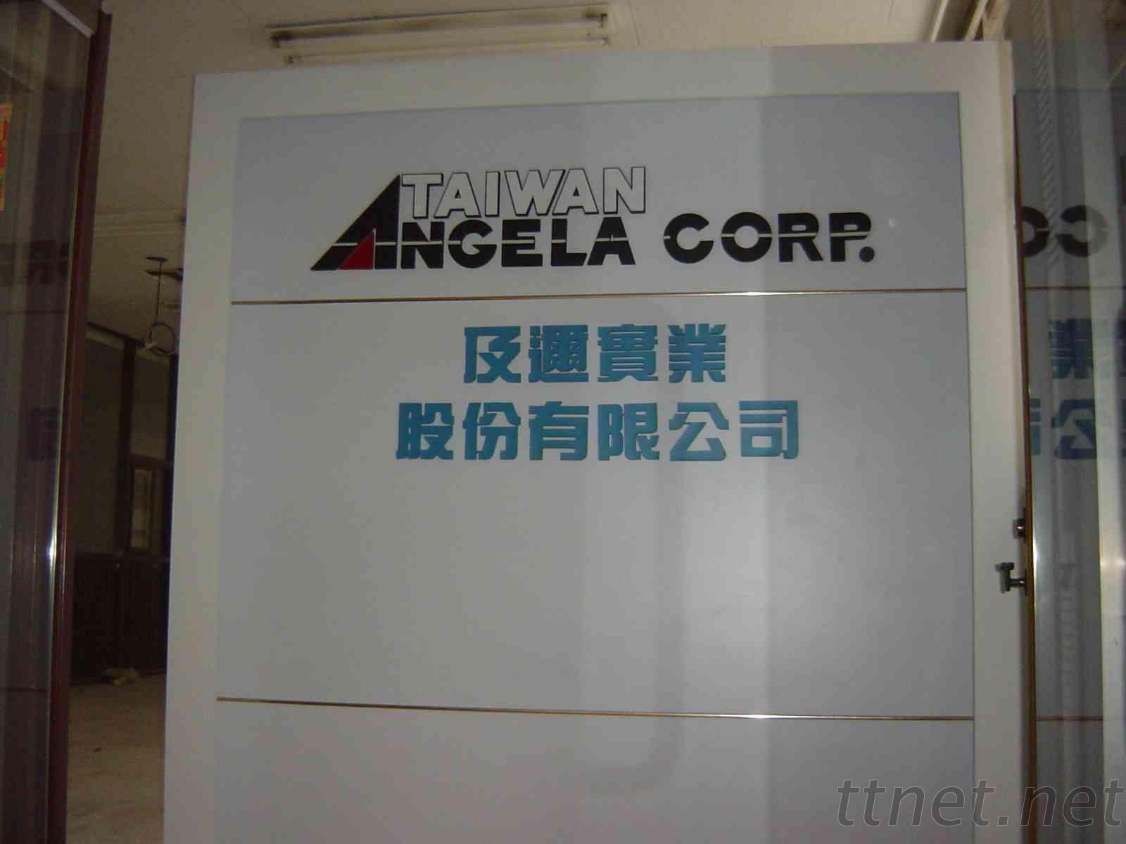 Taiwan Angela Corp.