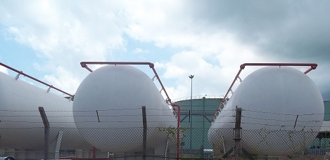 LPG Gas Plant