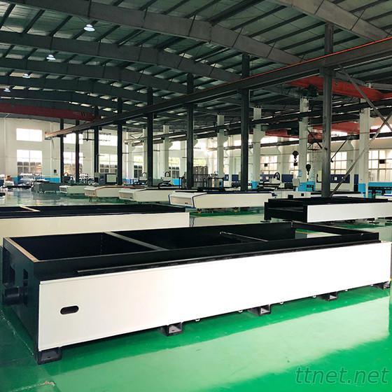 Laser cutter factory