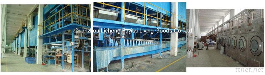 Fuyitai-latex nitrile glove factory