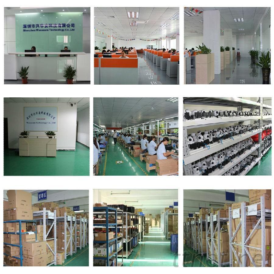 Shenzhen Wanscam Technology Co.,Itd