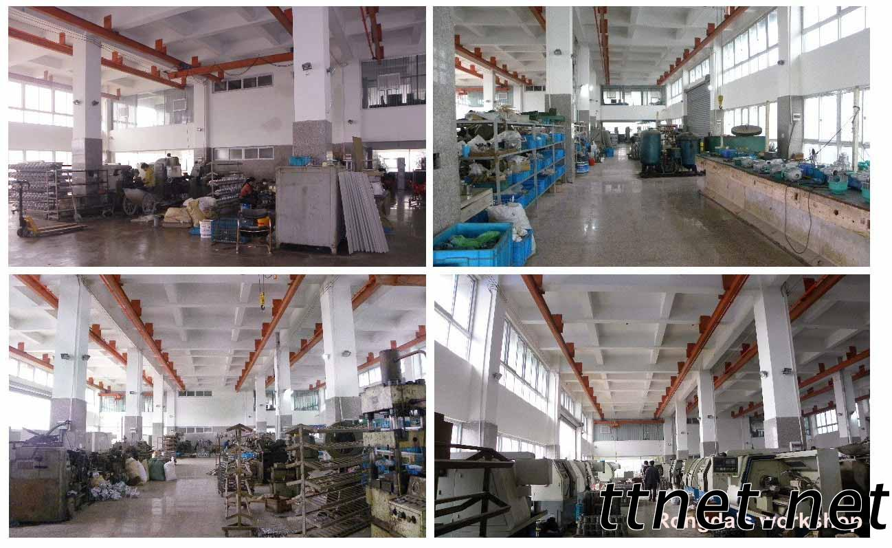 Zhejiang Rongda Explosion Proof Electrical Co.Ltd