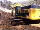 Used 349D Caterpillar Excavator