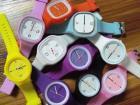 Cheap stylish silicone watch, jelly watch