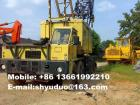 Used 90Ton P&H Kobelco Lattice Boom Truck Crane--Used Harbour Crane, Used Port Crane
