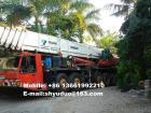 150Ton de gebruikte Tadano kraan-Gebruikte Kraan TG1500E van de Vrachtwagen Tadano