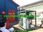 High Vacuum Transformer Oil Treatment Plant