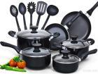 Non Stick Aluminium Cookware Sets