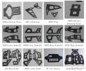 Carbon Fiber RC  Model Parts