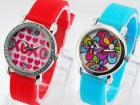 Bright Beautiful Kids Silicone Watches