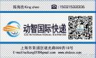International expresso de Shanghai aos EUA/serviço do mundo