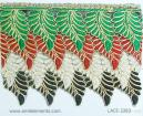 New Design Embroidery Lace Fabric For Lady TOP