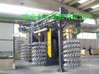 中国の鎖のショットブラスト機械