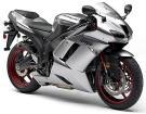 Kawasaki Zx 6R Motorcycle