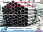 Tubi d'acciaio pre galvanizzati della serra Q195-Q235
