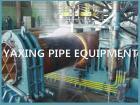De Buigende Machine van de Pijp van het staal met het Verwarmen van de Inductie