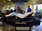 2015 черных SE 155 Jetski Seadoo GTI померанцовых/голубых белизн