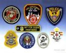 Embroidered Patches-1