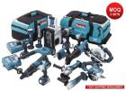 Makita 18-Volt LXT Lithium-Ion 15-Tool Combo Kit